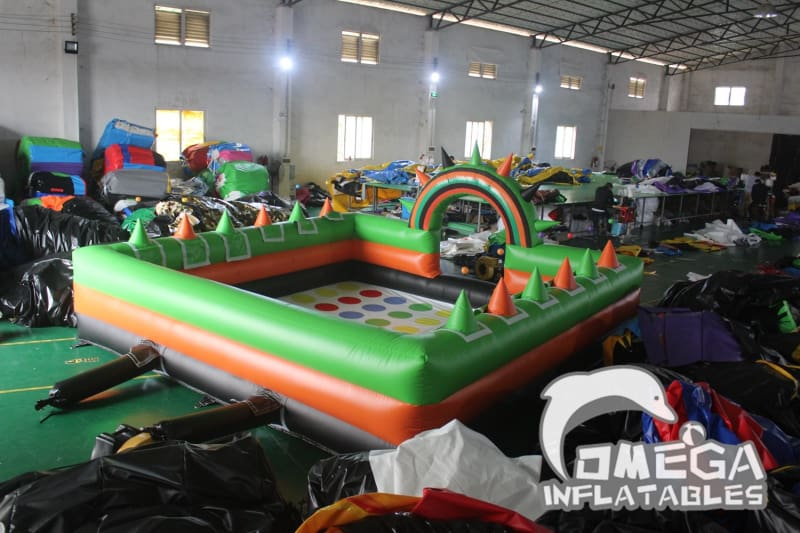 Inflatable Multi-Use Games