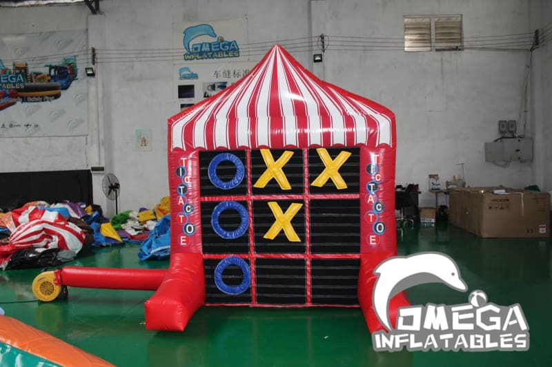 Inflatable Noughts and Crosses Game