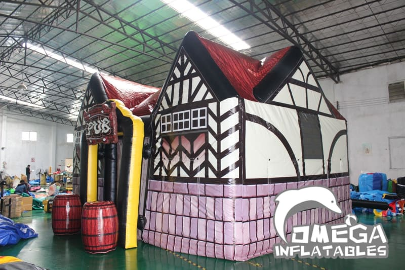 Inflatable Parties Pub - tent