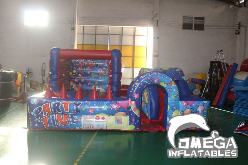Inflatable Party Time Playland