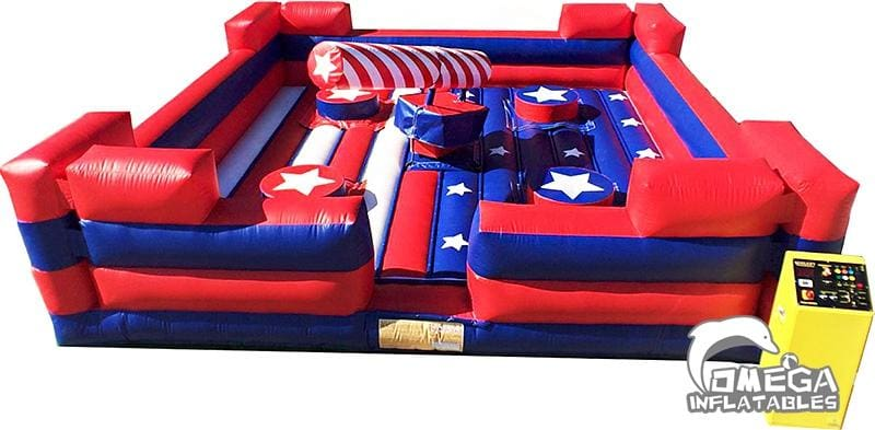 Inflatable Patriot Games