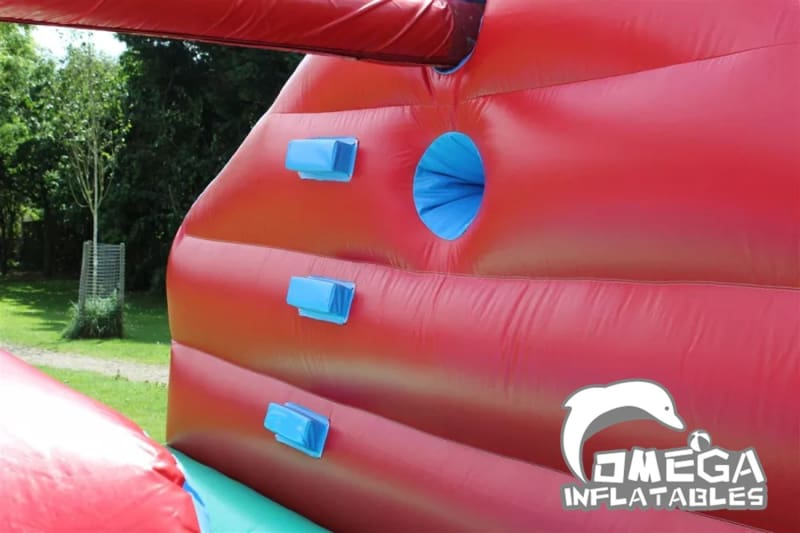 Inflatable Pillow Bash