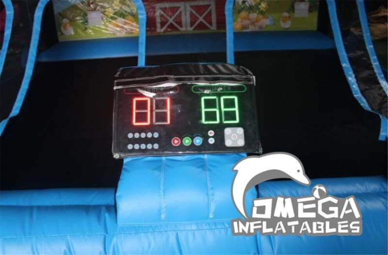 Interactive Shooting Game