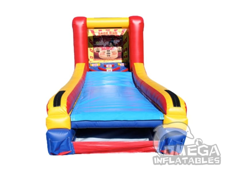 Inflatable Skee Ball Game ( Single Lane )