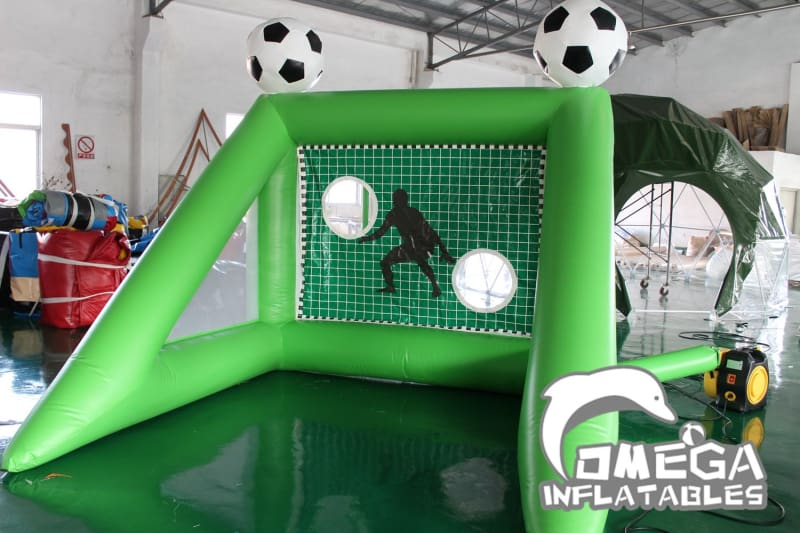 Inflatable Soccer Shooting Sheet(Target Shooting Gate)