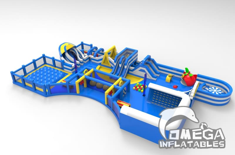 Inflatable Themed Park/Indoor Playgrounds