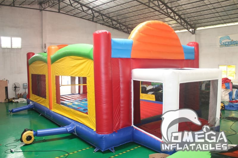 Inflatable Ultimate Sports Arena