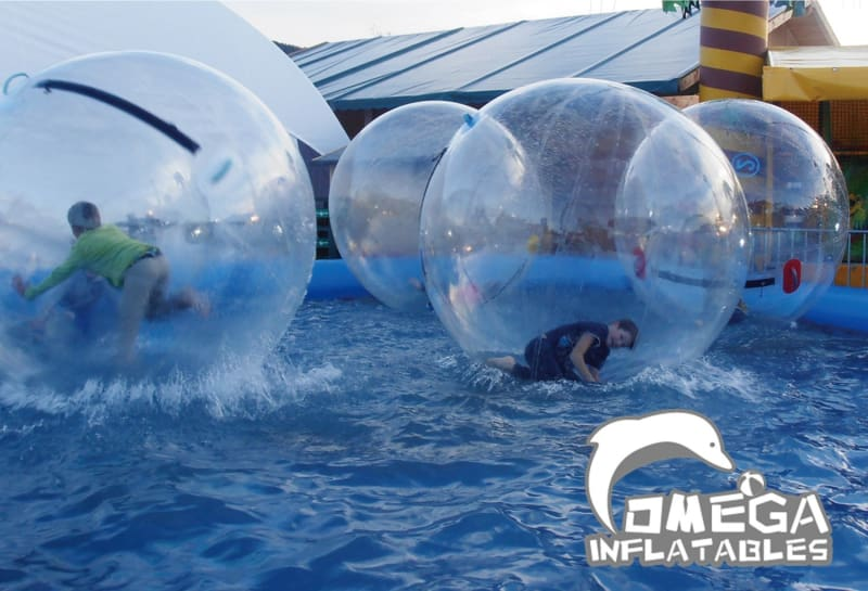 Inflatable Water Ball - Omega Inflatables