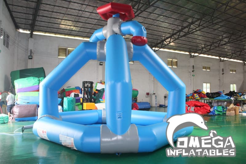 Inflatable Water Splasher Game