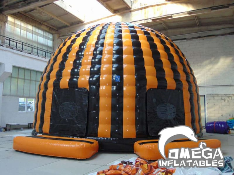 Inflatables 9m Disco Dome jumper