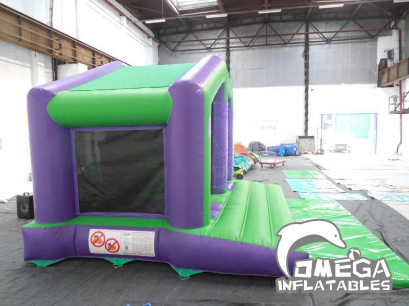 Inflatables low jumper Play & Slide
