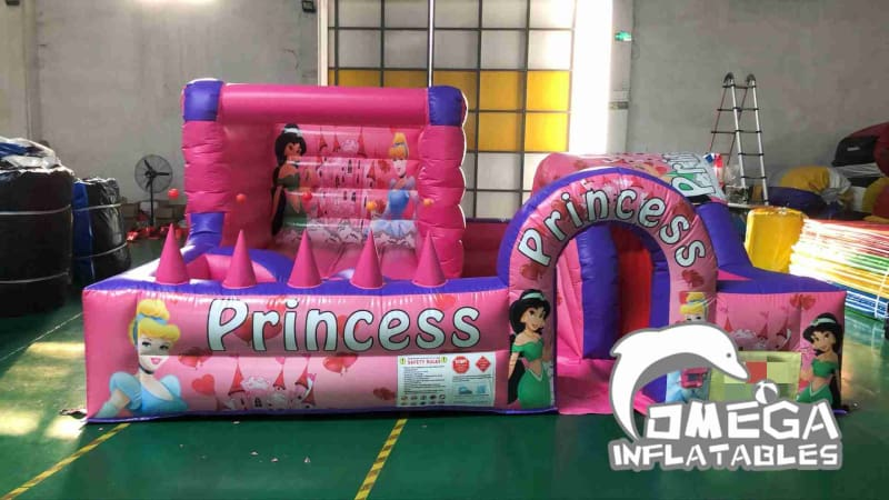 Inflatables Princess Playland