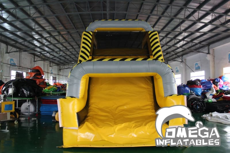 Interactive Atomic Inflatable Obstacle Course - Omega Inflatables