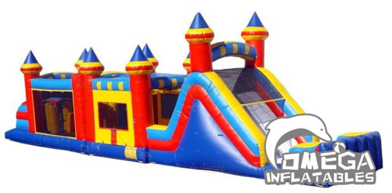 Jump Slide & Corner Obstacle(3 pieces)