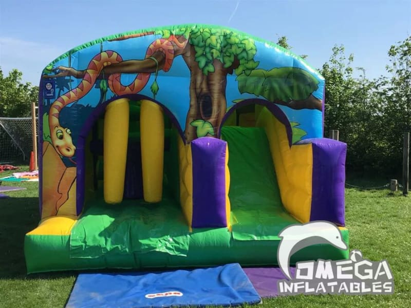 Jungle Adventure Obstacle Course