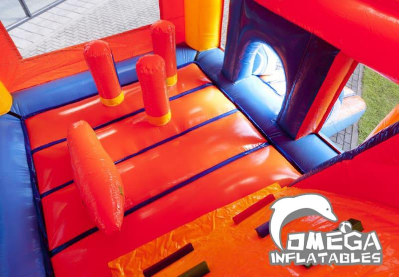 Large Inflatables Beach Jumper Combo