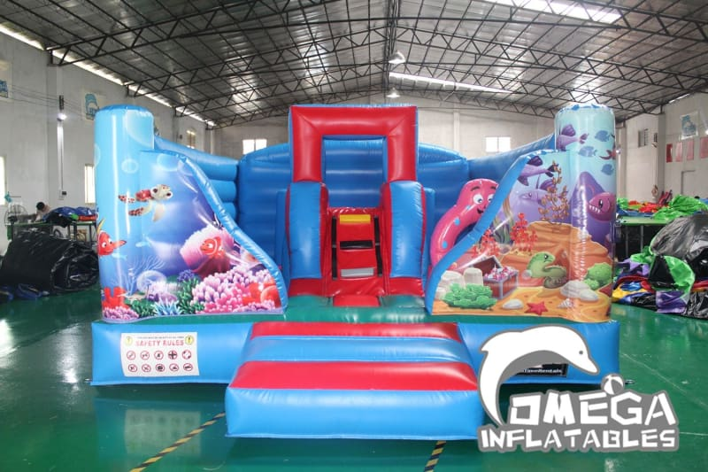 Marine Animals Kids Playland