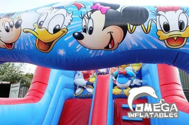 Mickey Mouse Adventure Obstacle