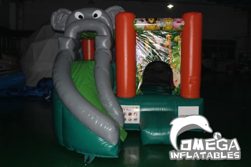Mini Inflatable Elephant Combo
