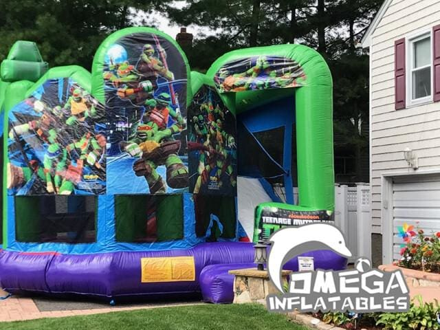 Ninja Turtles Inflatable Combo