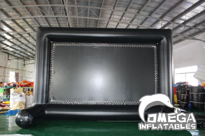 Outdoor Airtight Movie Screen