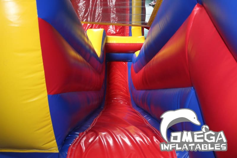 Outdoor Challenge Inflatable Obstacle Course