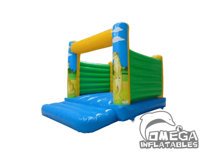 Outing Theme Pillar & Beam inflatables