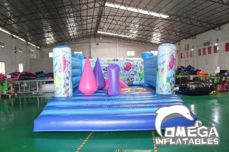 Party Time Inflatable Bouncer