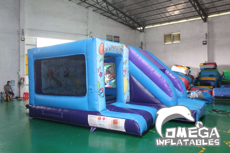 Party Time Inflatable Combo
