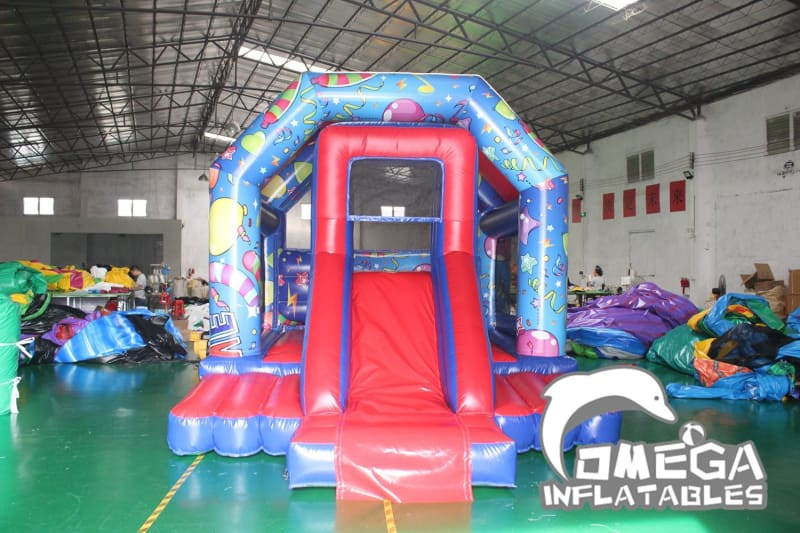 Party Time Inflatable Disco Combo