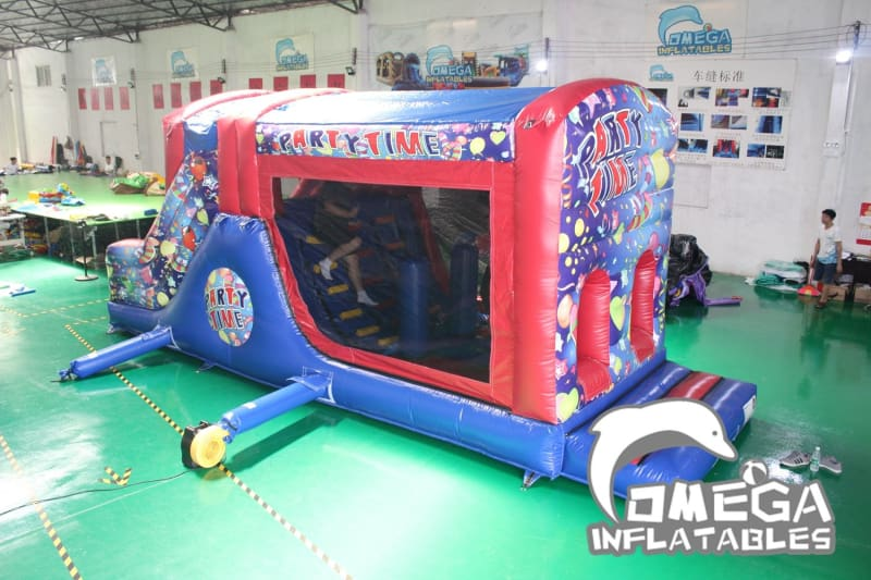 Party Time Obstacle Course