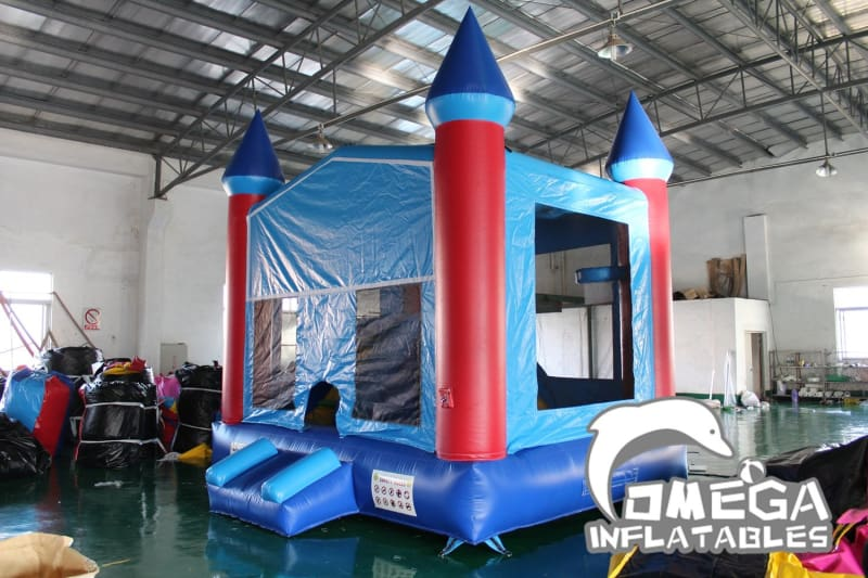 Patriot Castle with inside Slide