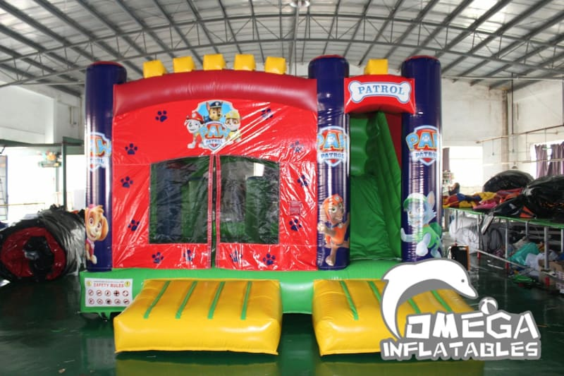 Paw Patrol Inflatable Combo