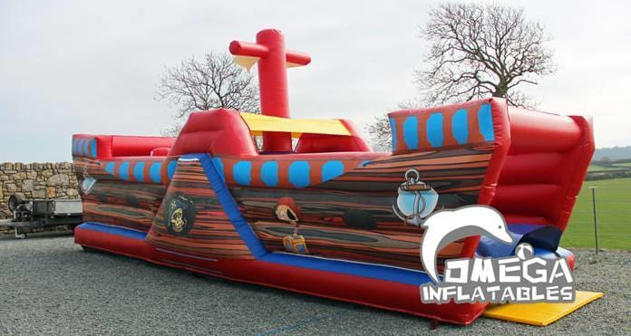 Pirate Ship Slide