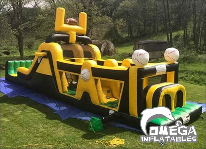 Pittsburgh Sports Obstacle Course