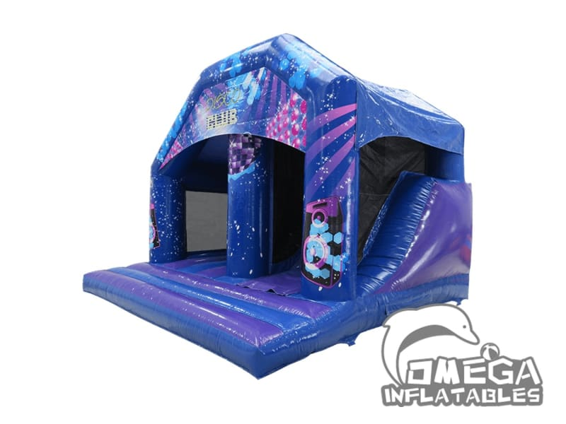 Play & Slide Disco Bouncer