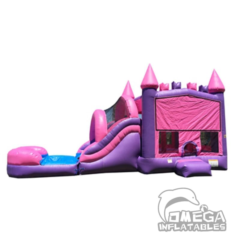 Princess Bricks Mega ( 5 IN 1 ) Wet Dry Combo