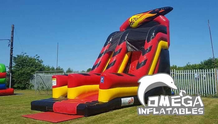 Rush Inflatable Slide
