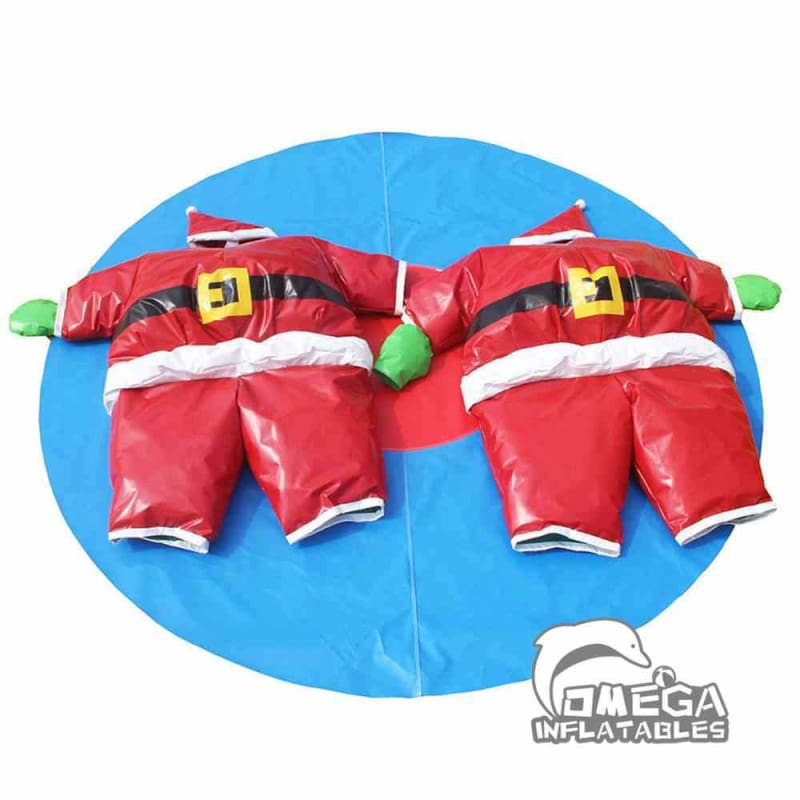 Santa Sumo Suit (Including 2 suits)