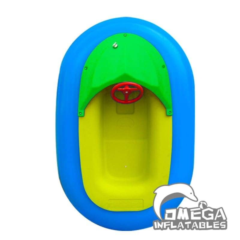 Simple Color Bumper Boat for Kids