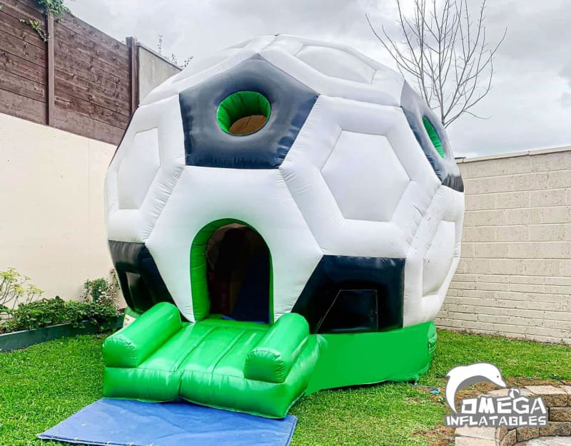 Soccer Moonwalk inflatables
