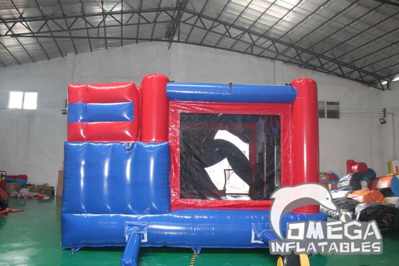 Spider Man Theme Inflatable Combo
