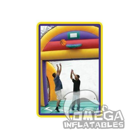Sport Complex Inflatable Game
