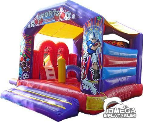 Sports Combo Jumping Castle