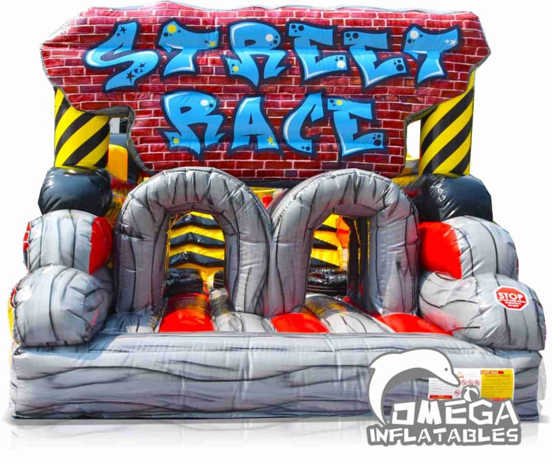 Street Race Obstacle Course