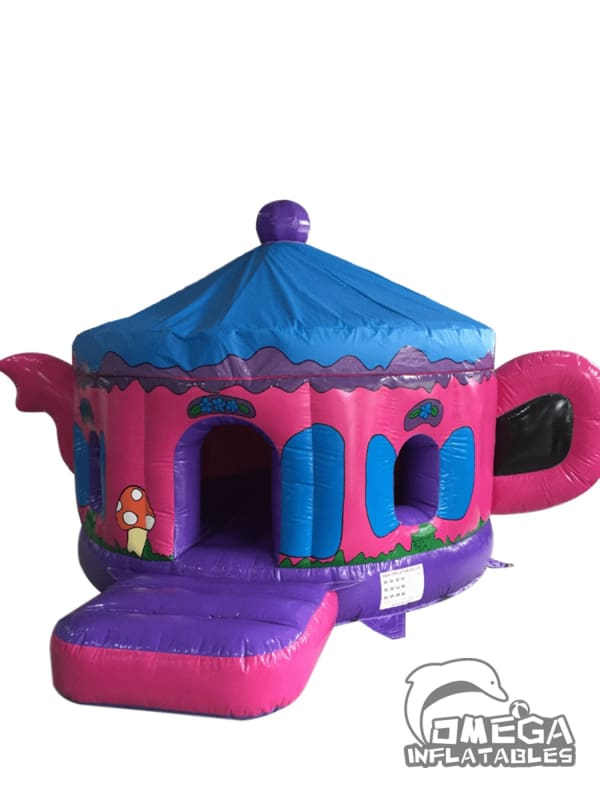 Teapot Bouncy Castle