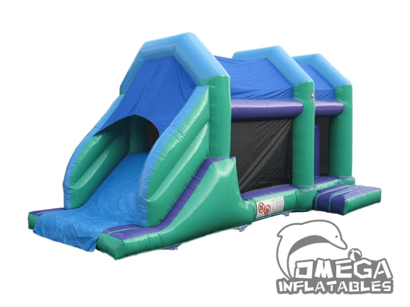 Toddler Obstacle with Large Slide