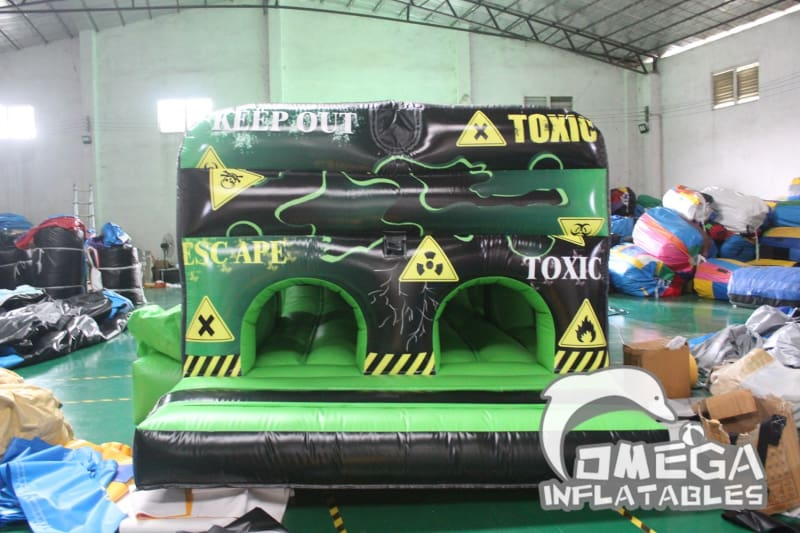 Toxic Energy Assault Obstacle Course