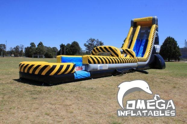 Toxic Water Slide