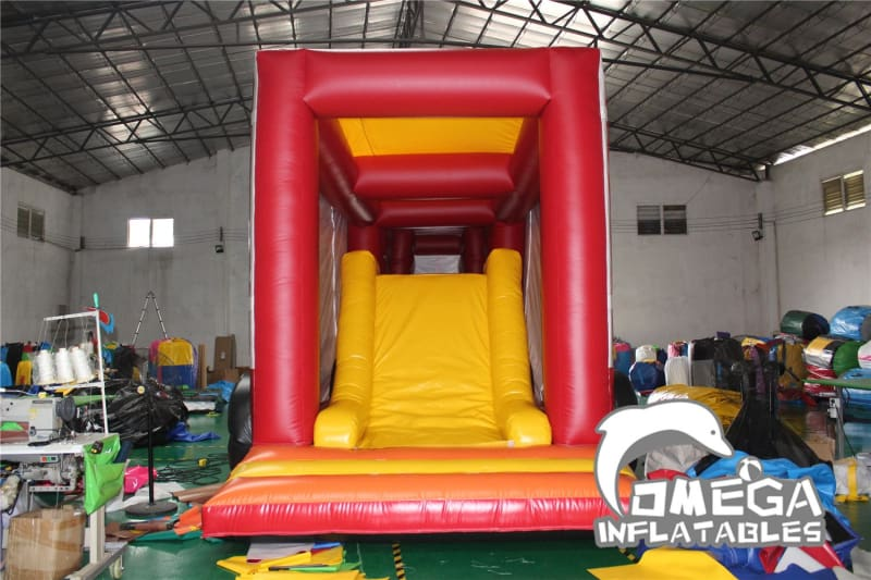 Transformers Truck Inflatable Obstacle Course